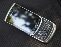 BlackBerry Torch 9810, courtesy of BerryReview.com