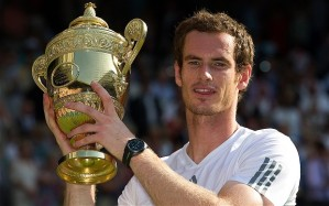 Andy Murray, from Telegraph UK
